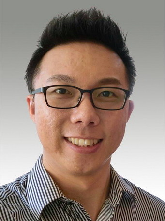Photo of Jen-Wei Huang